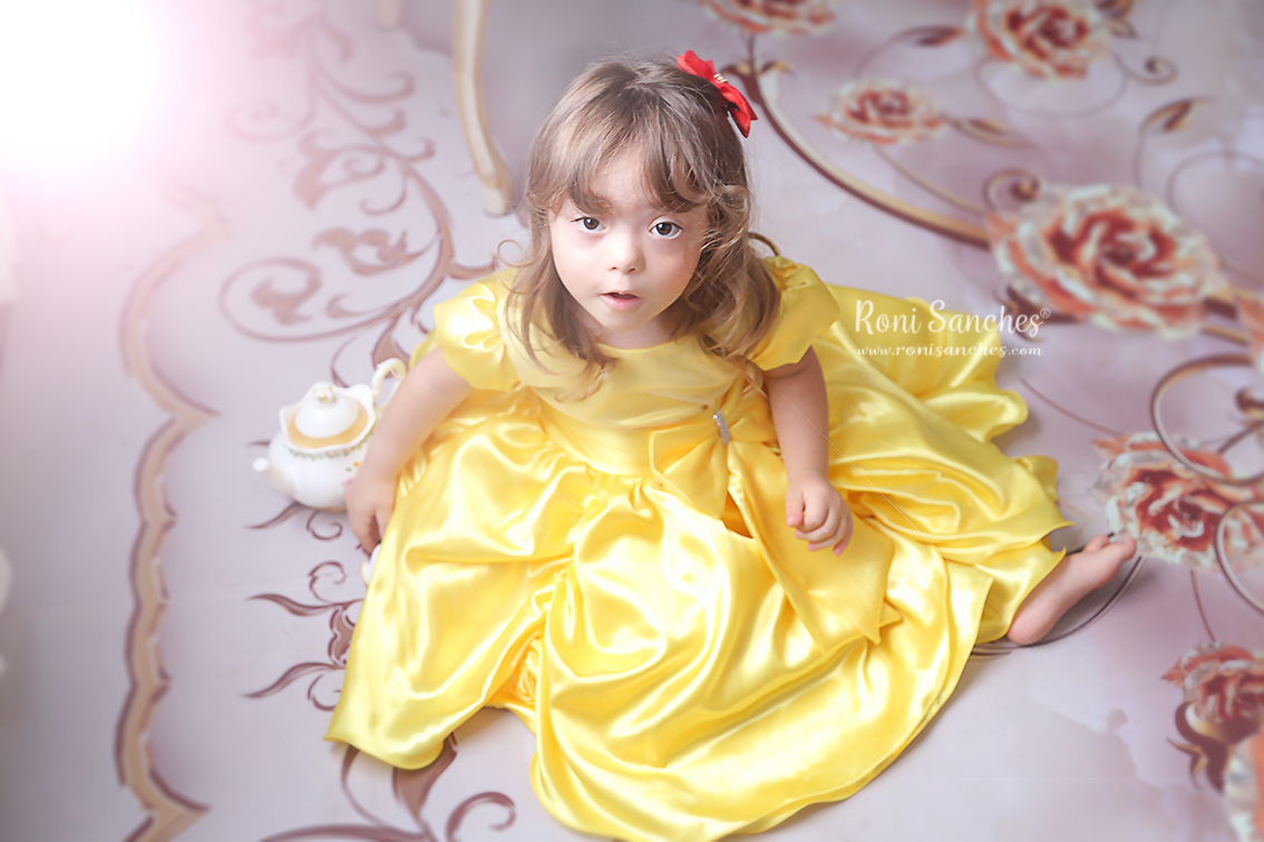 Fotos de bebê vestida de a bela e a fera