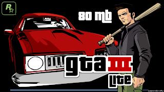 GTA 3 Lite 60 MB Android Offline All GPU