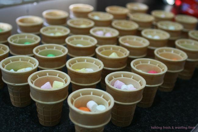 Ice-cream cupcake diy cooking tutorial