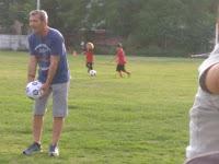 Ο προπονητής του παιδικού