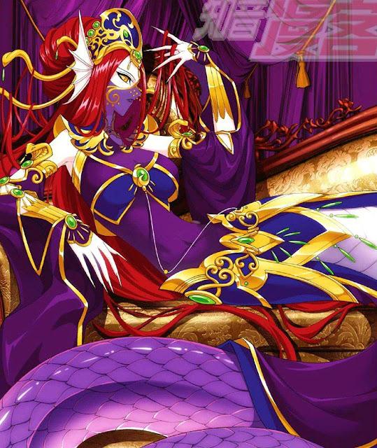 BTTH Queen Medusa