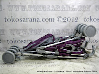 Kereta Bayi Lightweight BabyElle S501 Trevi 2