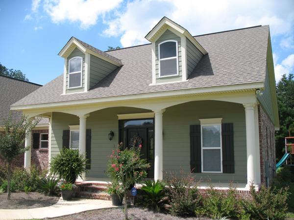 Small homes designs ideas exterior views. | New home designs