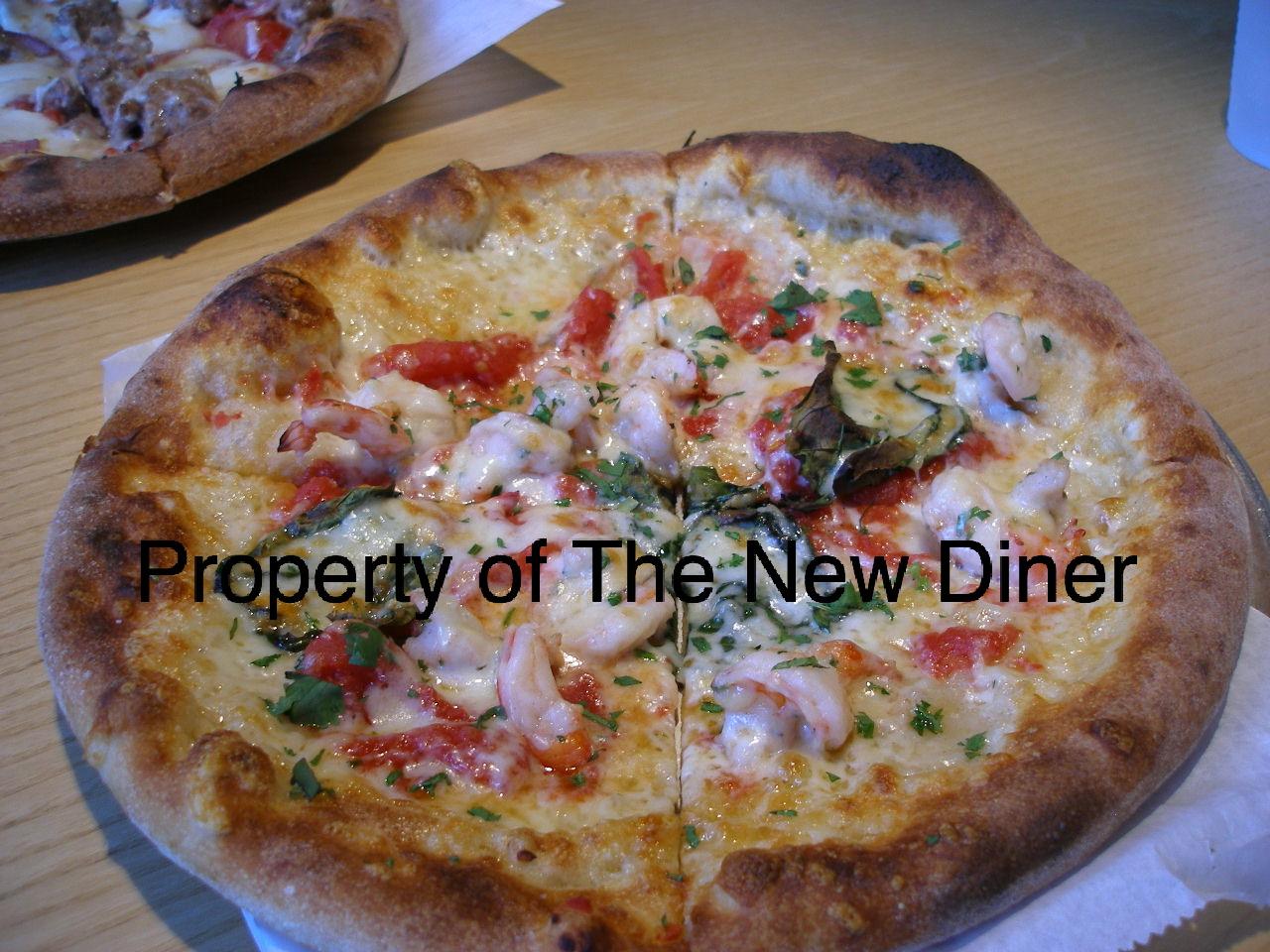 The New Diner: Pitfire Pizza-LA-Closed