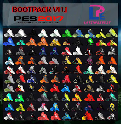 PES 2017 Bootpack v11.1 AIO by LPE