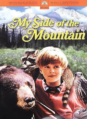 My Side of the Mountain widescreen dvd