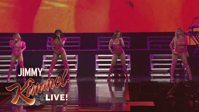 Fifth Harmony Perform 'He Like That' on Jimmy Kimmel Live