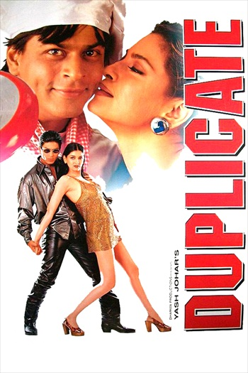 Duplicate 1998 Hindi 720p HDRip 1.2GB