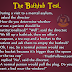The Bathtub Test, Quotations About Bathtub