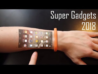 5 Super Gadgets That Really Exist In 2018