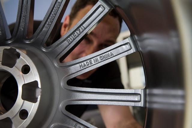 В России четверть автомобильных дисков признаны опасными для эксплуатации