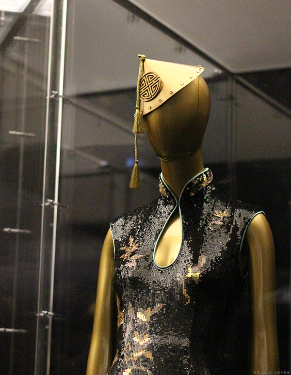 John Galliano Dress at China Through The Looking Glass