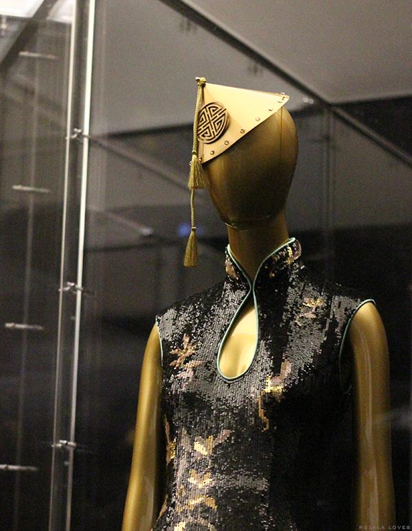 John Galliano Dress at China Through The Looking Glass