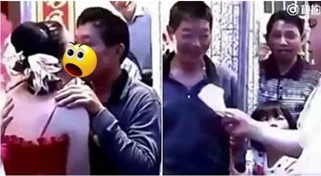 OMG..!!! Nekat Cium Bibir Menantu Demi Uang Taruhan, Aksi Pria Ini Langsung Menuai Kecaman dari Para Netizen!