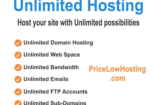 unlimited Hosting india with unlimited possibilities