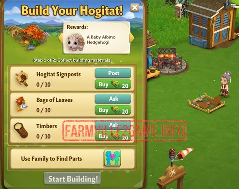 Hogitat Construction Materials