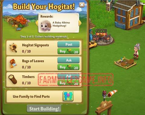 Hogitat Construction Materials