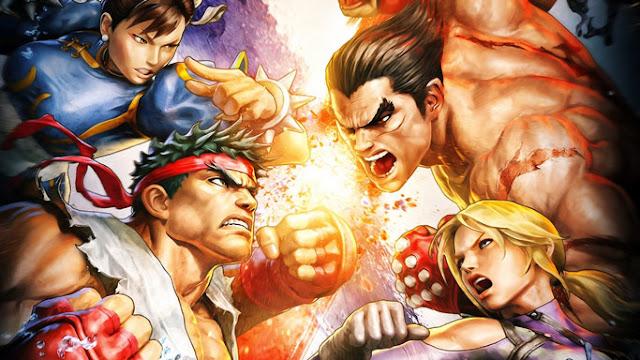 Street Fighter X Tekken Save Game a