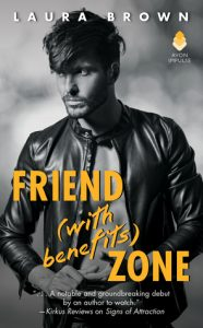 Book Showcase: Friend (With Benefits) Zone by Laura Brown
