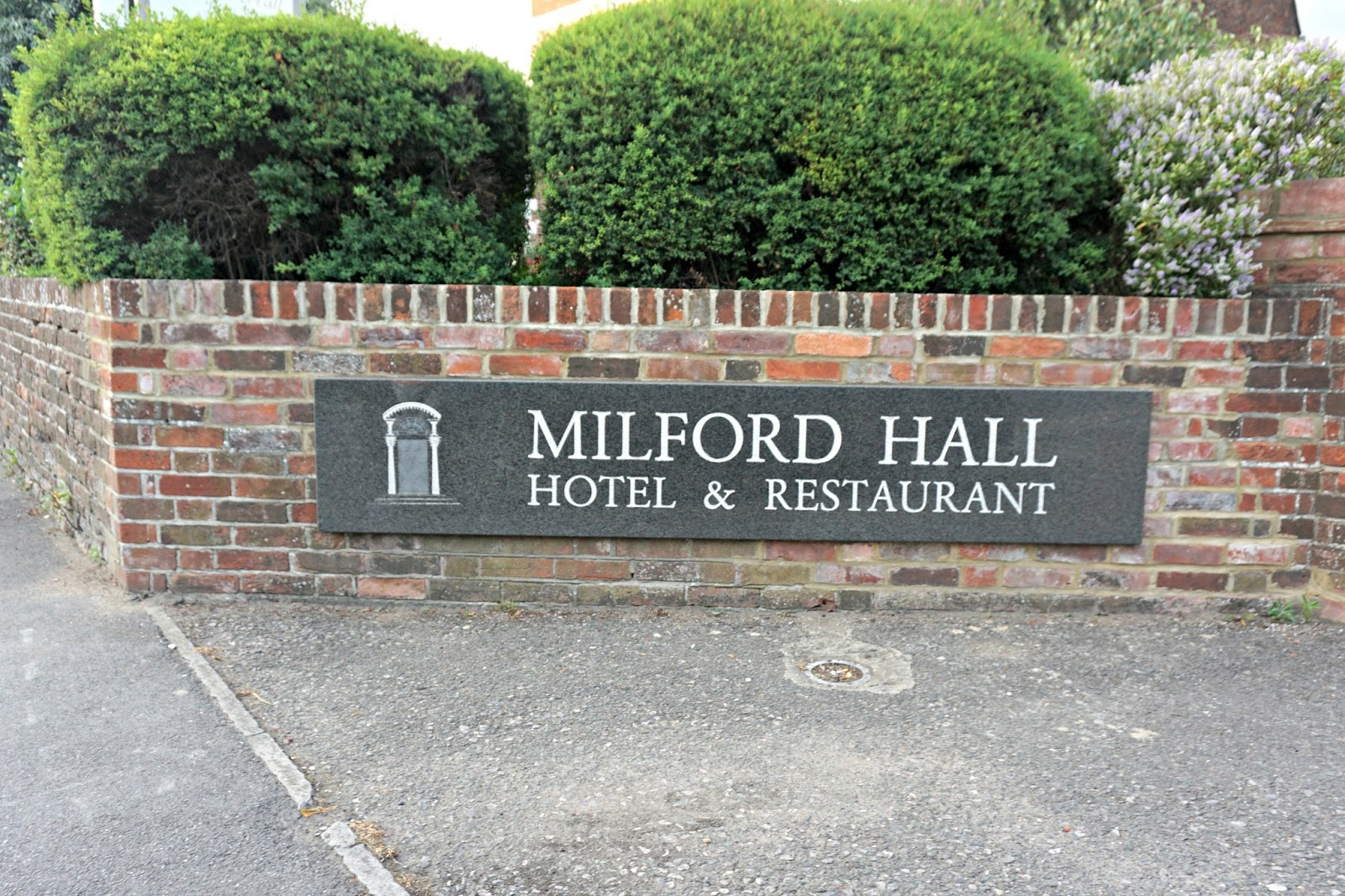 The Milford Hall Hotel Salisbury Wiltshire Stonehenge Amesbury Restaurant Blog Review