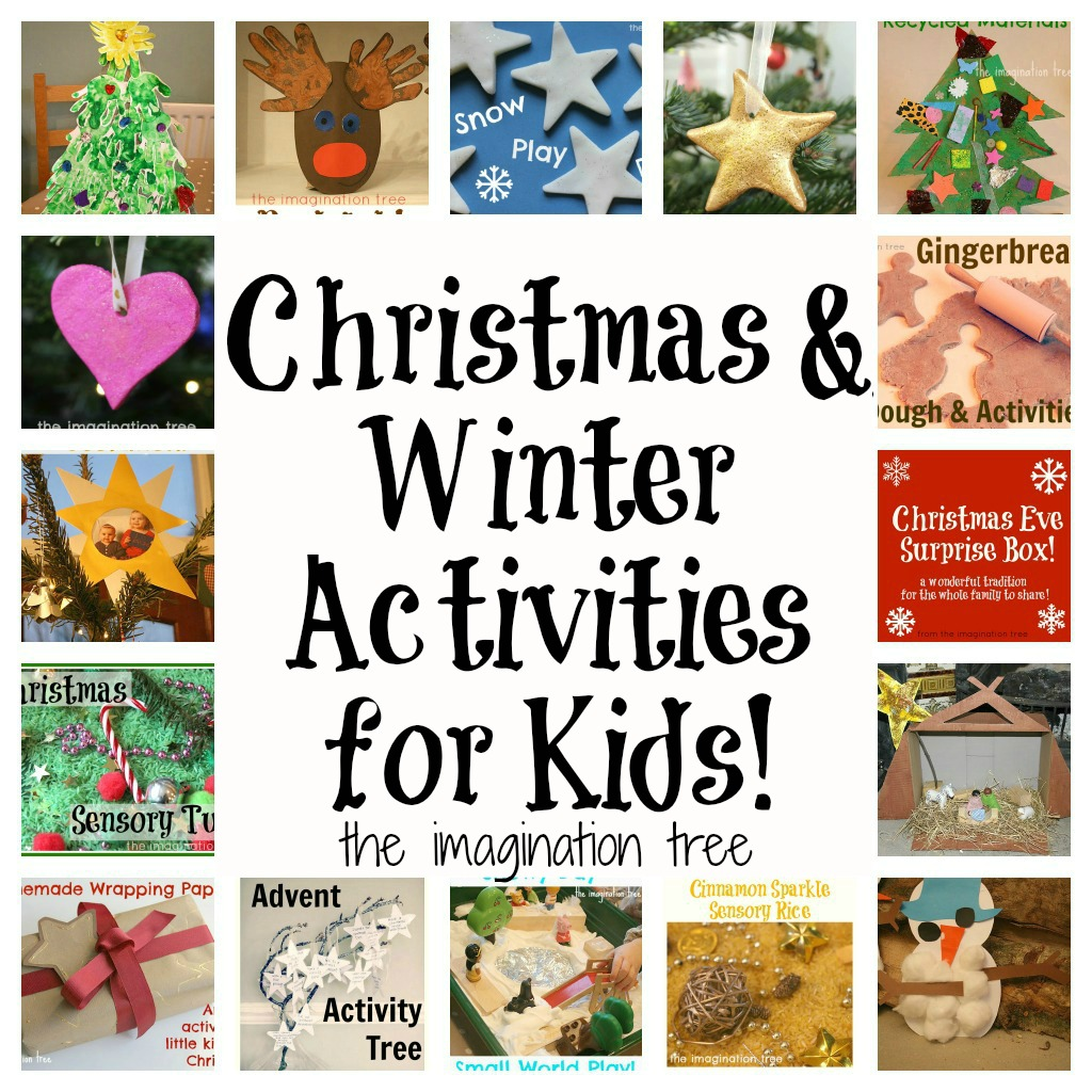 Christmas Activities For Kids.20 Christmas Activities For Kids The Imagination Tree