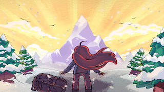 Celeste Game Wallpaper