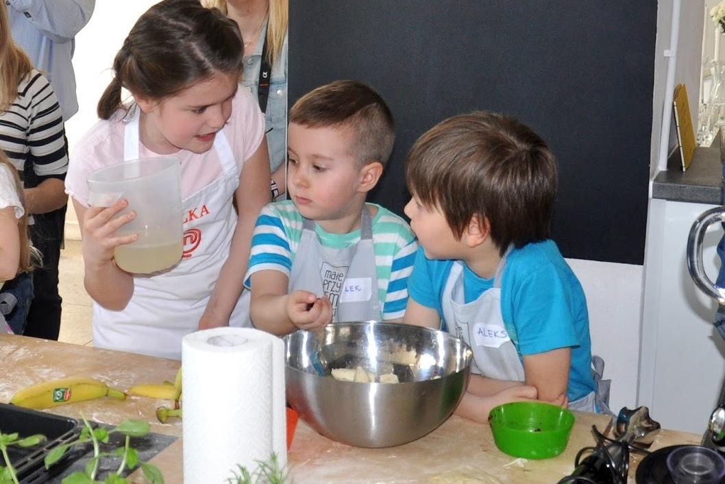 Warsztaty kulinarne ze zwyciężczynią Masterchef Junior