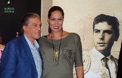 Jaime Ostos y Chayo Mohedano en Bingo Roma