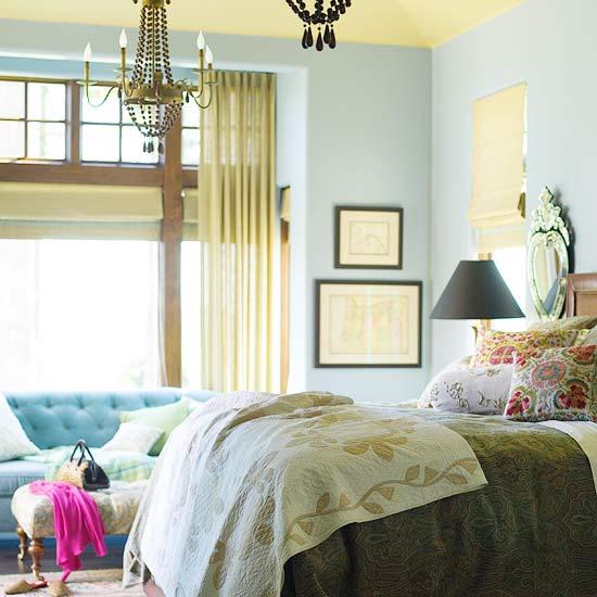 Bhg Decorating Ideas: Modern Furniture: Comfortable Bedroom Decorating 2013