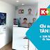 Chi nhánh K+ TÂN PHÚ - TPHCM
