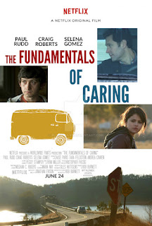 The Fundamentals of Caring - Poster & Trailer