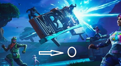 Battle Star Location: Fortnite, Season 5, Week 7, Hint Picture