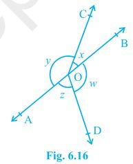 NCERT Solutions For Class 9th Maths Chapter 6 : All Q&A