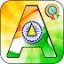 Alphabet trianga image WhatsApp dp