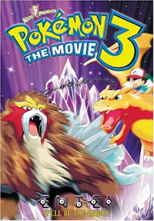 Pokemon The Movie 3 Lord of the Unknown Tower (2000) โปเกมอน มูฟวี่ 3 ตอน ผจญภัยบนหอคอยปีศาจ