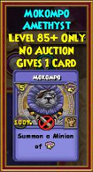Mokompo - Wizard101 Card-Giving Jewel Guide