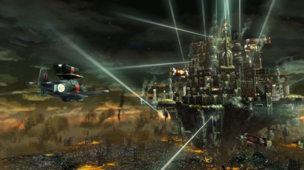 Sine Mora EX llegará a ONE y PS4 en formato físico el 8 de agosto