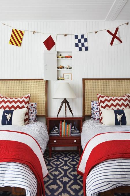 Nautical Baby Boy Nursery Room Ideas: Greenville Baby: Ahoy It's A Boy! Nautical Nursery Ideas