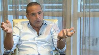 """""""Si me presento en la Argentina me matan"""", dijo Martínez Rojas en una entrevista con TN Central."""