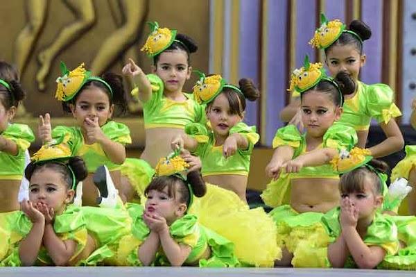 Aplazado concurso comparsas infantiles 2017  por riesgo de lluvia