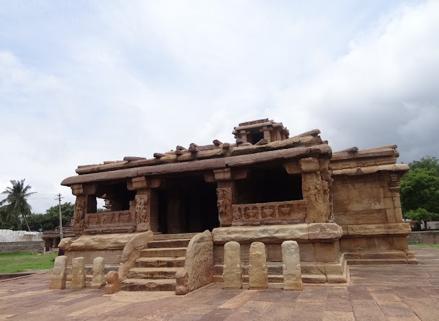 Places to see in Aihole  - Lad Khan Temple