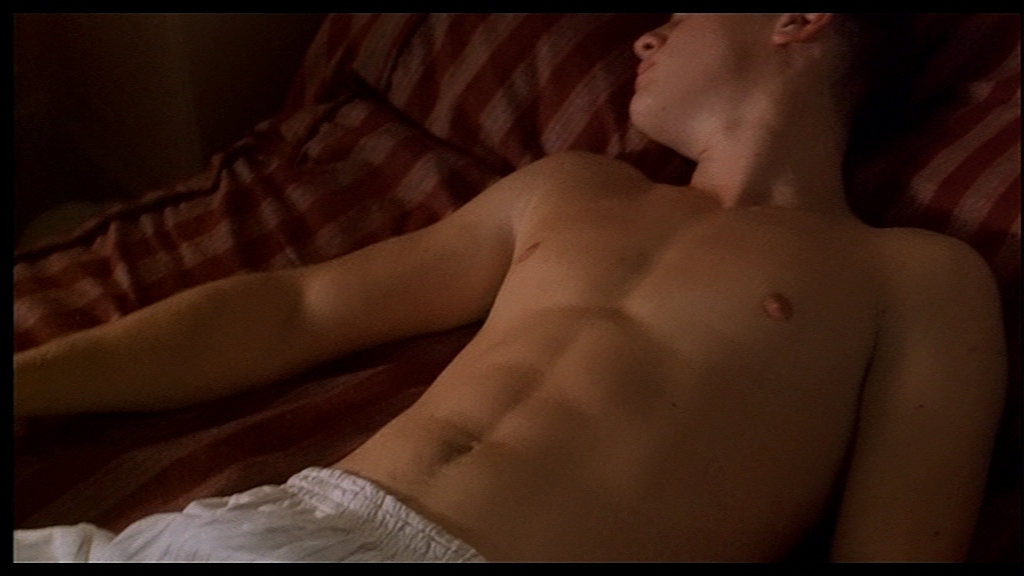Joey Lawrence Shirtless Nude