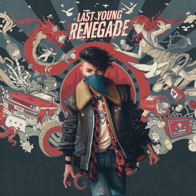 All Time Low - Last Young Renegade - Album Download, Itunes Cover, Official Cover, Album CD Cover Art, Tracklist