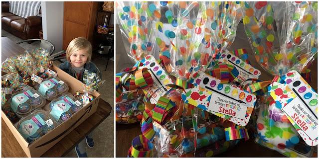 Stella's Birthday Party Supplies