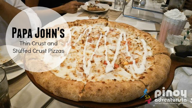 Papa Johns Pizza Philippines