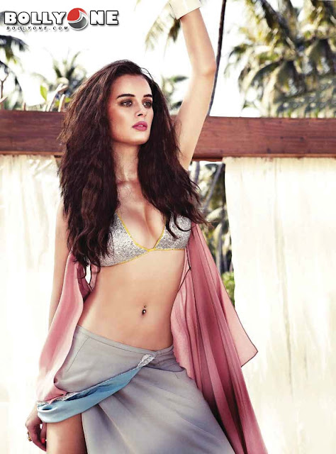 Evelyn Sharma HELLO India 2013