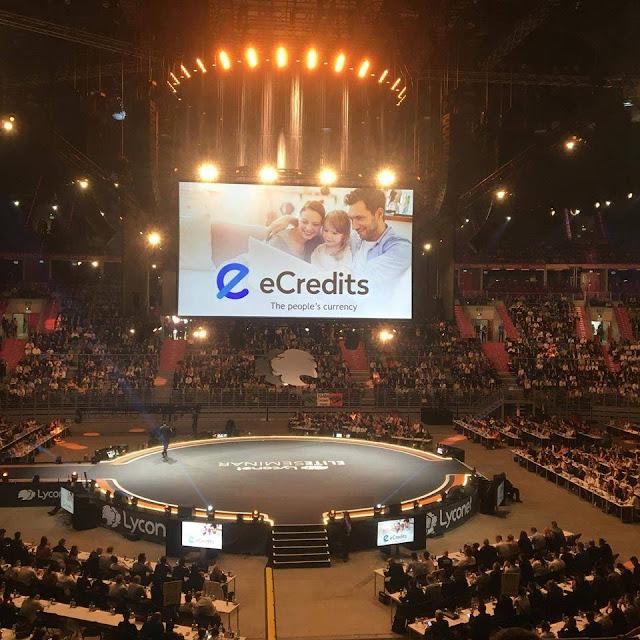 Více informací o eCredits a jejich využítí se dozvěděli marketéři programu Lyconet v polském Krakově