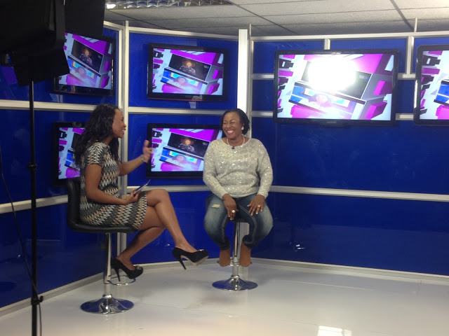 mama gee on good morning africa