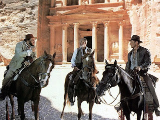 Indiana Jones And The Last Crusade site at Petra in Jordan