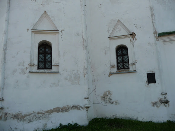 Нежин. Михайловская церковь. 1729 г.